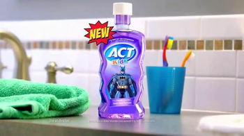 ACT Kids Fluoride TV Spot, 'Heroic Effort' - Thumbnail 5