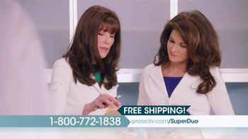 Proactiv Spotless Skin Super Duo TV Spot, 'Never Again' Feat. Lily Aldridge - 92 commercial airings