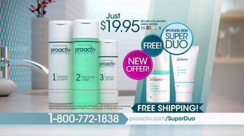Proactiv Spotless Skin Super Duo TV Spot, 'Never Again' Feat. Lily Aldridge - Thumbnail 9