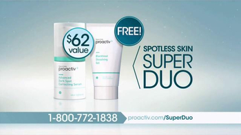 Proactiv Spotless Skin Super Duo TV Spot, 'Never Again' Feat. Lily Aldridge - Thumbnail 6