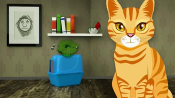 Purr-ifier TV Spot, 'Get Rid of That Kitty Litter Box Odor!'