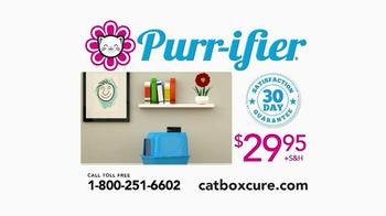 Purr-ifier TV Spot, 'Get Rid of That Kitty Litter Box Odor!' - Thumbnail 8