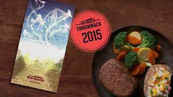 Outback Steakhouse TV Spot, 'Disfruta del pasado' [Spanish] - Thumbnail 2