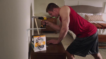Oberto TV Spot, 'Gronk Working On His Brackets' Featuring Rob Gronkowski - 1057 commercial airings