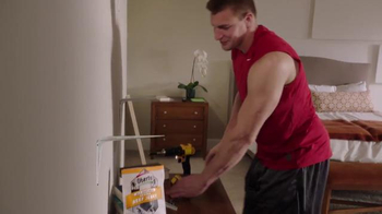 Oberto TV Spot, 'Gronk Working On His Brackets' Featuring Rob Gronkowski - Thumbnail 4