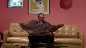 Oberto TV Spot, 'Gronk Working On His Brackets' Featuring Rob Gronkowski - Thumbnail 6
