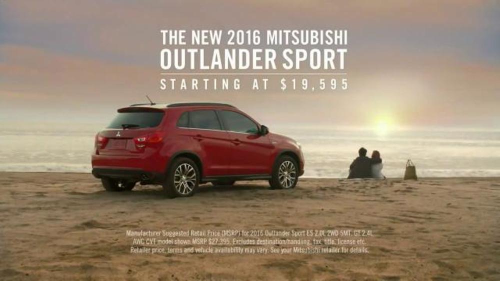 2016 Mitsubishi Outlander Sport TV Commercial, 'Outlander Sport Network'