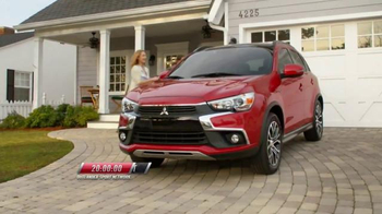 2016 Mitsubishi Outlander Sport TV Spot, 'Outlander Sport Network' - Thumbnail 1