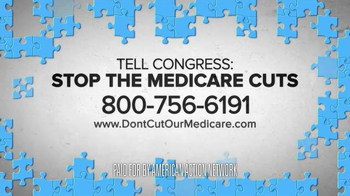 American Action Network TV Spot, 'Stop The Cuts' - Thumbnail 6