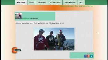 ProChattrr TV Spot, 'Walleye Chatter' - Thumbnail 4