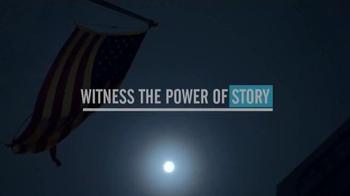 Witness TV Spot, 'The Power of Story: Education' - Thumbnail 1
