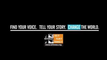 Witness TV Spot, 'The Power of Story: Education' - Thumbnail 10