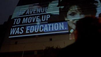 Witness TV Spot, 'The Power of Story: Education' - Thumbnail 6