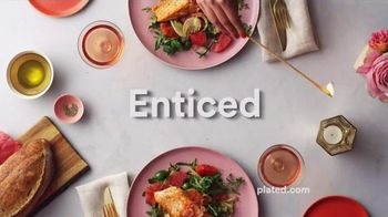 Plated TV Spot, 'From Box to Table: First Dinner for Two Free'
