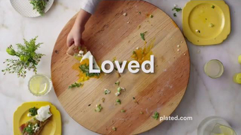 Plated TV Spot, 'From Box to Table: First Dinner for Two Free' - Thumbnail 8