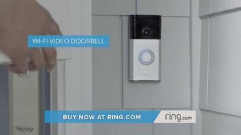 Ring TV Spot, 'Wi-Fi Video Doorbell' - Thumbnail 2