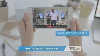 Ring TV Spot, 'Wi-Fi Video Doorbell' - Thumbnail 3
