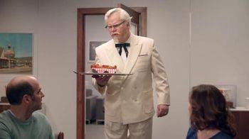 KFC Nashville Hot Chicken TV Spot, 'Strike' Featuring Jim Gaffigan - 872 commercial airings