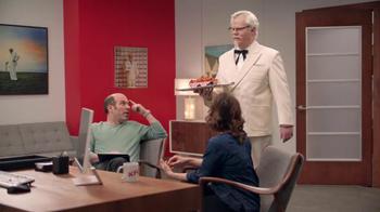 KFC Nashville Hot Chicken TV Spot, 'Strike' Featuring Jim Gaffigan - Thumbnail 9