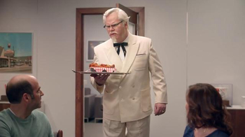 KFC Nashville Hot Chicken TV Spot, 'Strike' Featuring Jim Gaffigan