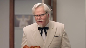 KFC Nashville Hot Chicken TV Spot, 'Strike' Featuring Jim Gaffigan - Thumbnail 6