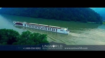 Uniworld Cruises TV Spot, 'Set Sail' - Thumbnail 10