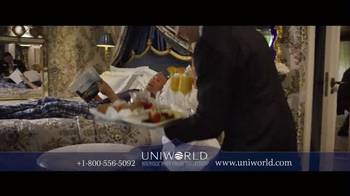 Uniworld Cruises TV Spot, 'Set Sail' - Thumbnail 9