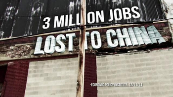 Bernie 2016 TV Spot, 'Stood With American Workers' - Thumbnail 2