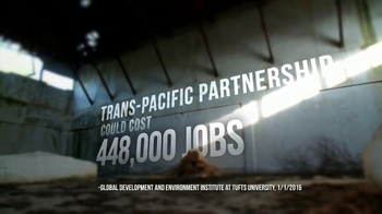 Bernie 2016 TV Spot, 'Stood With American Workers' - Thumbnail 3