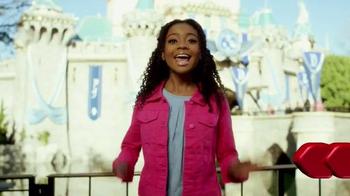 LEGO Disney Princess Castle TV Spot, 'Disney Channel: Dream Big' - Thumbnail 1