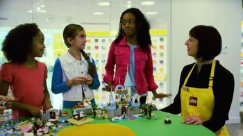 LEGO Disney Princess Castle TV Spot, 'Disney Channel: Dream Big' - Thumbnail 10