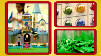 LEGO Disney Princess Castle TV Spot, 'Disney Channel: Dream Big'