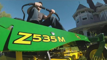 John Deere Z535M TV Spot, 'Spread the Word' - Thumbnail 6