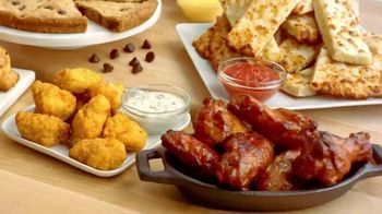 Papa John's $5 Sides TV Spot, 'Delicious Sides'