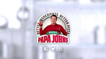 Papa John's $5 Sides TV Spot, 'Delicious Sides' - Thumbnail 6