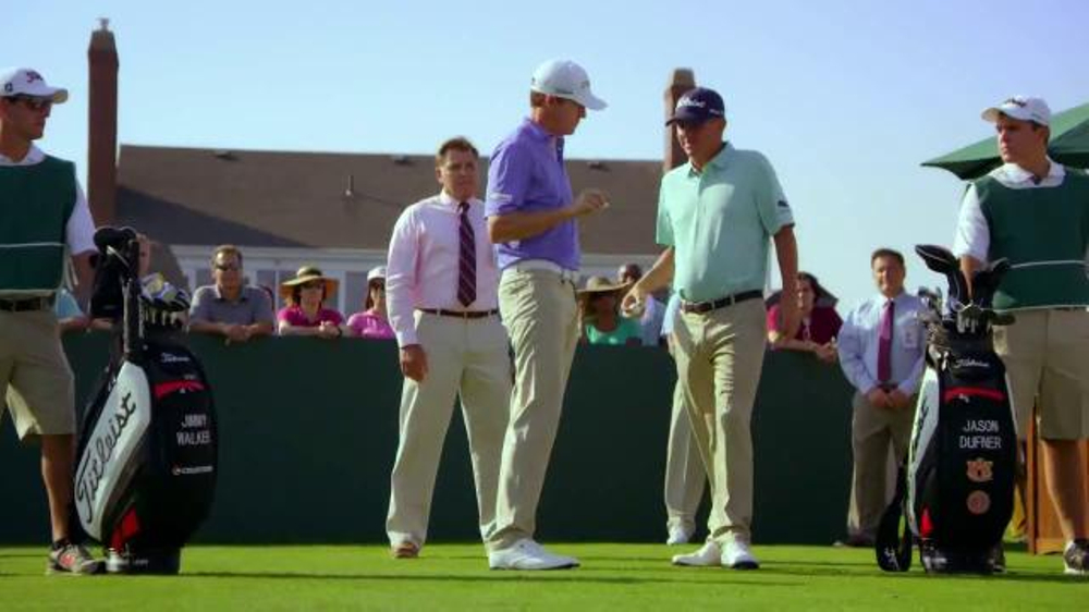 Titleist TV Commercial, 'What Are You Playing'