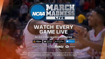 NCAA March Madness Live TV Spot, 'Follow the Quest' - Thumbnail 4