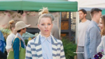 Old Navy TV Spot, \'Farmers Market\' Feat. Elizabeth Banks, Song by Lil Dicky