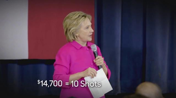 Hillary for America TV Spot, 'Predatory' - 1 commercial airings
