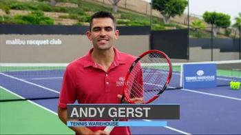 Tennis Warehouse TV Spot, 'Gear Up: Power to Your Racquet' - Thumbnail 1