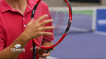 Tennis Warehouse TV Spot, 'Gear Up: Power to Your Racquet' - Thumbnail 3