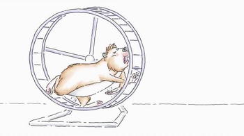 Red Bull TV Spot, 'Hamster Wheel' - Thumbnail 1