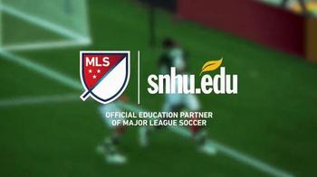 Southern New Hampshire University TV Spot, 'Major League Soccer' - Thumbnail 9