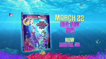 Monster High: Great Scarrier Reef Home Entertainment thumbnail