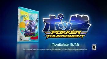 Pokken Tournament TV Spot, 'Pokemon are Ready for Battle' - Thumbnail 6