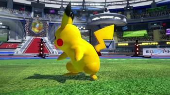 Pokken Tournament TV Spot, 'Pokemon are Ready for Battle' - 544 commercial airings