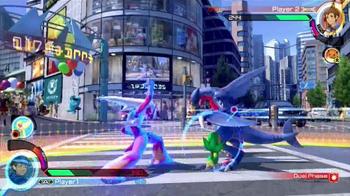 Pokken Tournament TV Spot, 'Pokemon are Ready for Battle' - Thumbnail 4