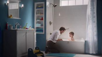 Delta Faucet TV Spot, 'To The Mess Makers: Shower' Song by Ra Ra Riot