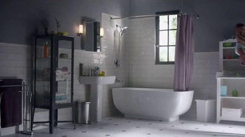 Delta Faucet TV Spot, 'To The Mess Makers: Shower' Song by Ra Ra Riot - Thumbnail 6