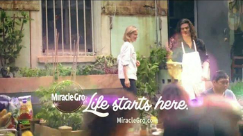Miracle-Gro TV Spot, 'Anna's Recipe for a Successful Bistro' - Thumbnail 6